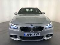 2014 BMW 520D M SPORT DIESEL ESTATE 1 OWNER BMW SERVICE HISTORY FINANCE PX