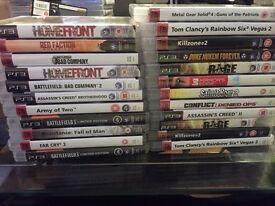 PS3 and Xbox 360 games £2 each