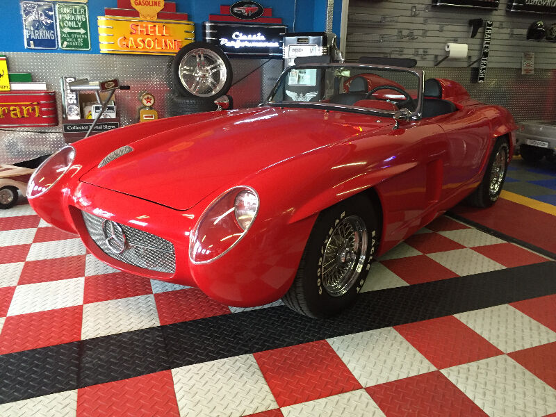 Kijiji Alberta Used Cars: 1955 MERCEDES 300 SLR ! Sale Or Trade 1 Of 12 MADE