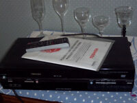 DVD/VHS Player