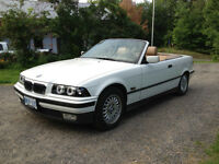 1995 BMW Cabriolet~Convertible~Florida Car~ NO RUST~Low Miles