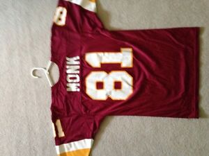 Washington Redskins NFL Art Monk Jersey Vintage Champion YOUTH M