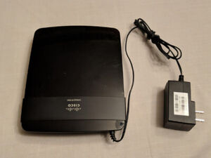 CISCO Linksys E1200 Wi-Fi Router (USED)