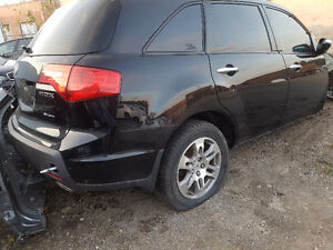 PARTING OUT: ACURA MDX PARTS 2007 2008 2009 2010 2011 2012 2013 Kitchener / Waterloo Kitchener Area image 1