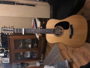 BOUCHER 12 String Guitar