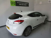 2011 Renault Megane 1.9dCi 130 GT Line TomTom BUY FOR ONLY £117 A MONTH *FINANCE