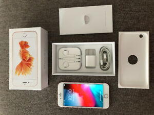 iPhone 6S 128GB Rose Gold- No Carrier