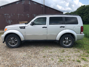 Dodge Nitro 2009 (selling as is)