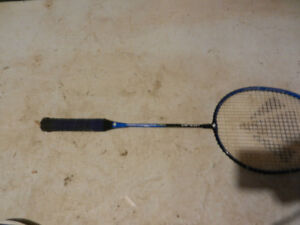 Badminton  rackets - backyard and tournament quality