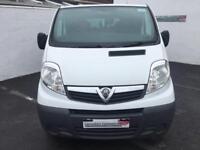 Vauxhall Vivaro MINIBUS LWB (115BHP)