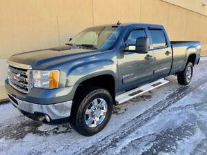 2012 GMC SIERRA 2500HD CREW CAB 4X4 LONG BOX Z71 ! GREAT DEAL !