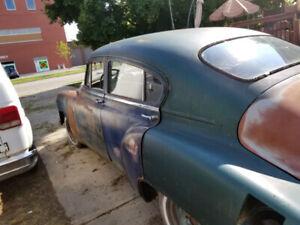 1950 Pontiac gotta go