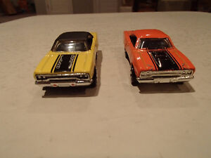 2 Hot Wheels 1970 Plymouth Road Runner Loose 1:64 scale diecast Sarnia Sarnia Area image 7
