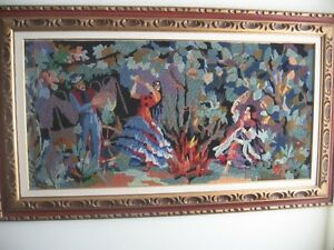 black chinese original folding screen West Island Greater Montréal image 6