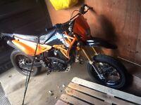 Sinnis Apache / QM 125cc