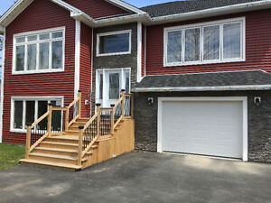 BEAUTIFUL BRIGHT raised bungalow on DOGBERRY hill rd, St.Philips