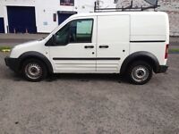 2006 55reg Ford Transit Connect 1.8 tdci White Side Loader Roof Rack clean tidy van