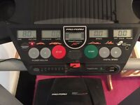 Home Gym Equipment. X Trainer & Treadmill