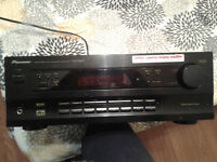 pioneer audio/video multi-channel receiver vsx-d409