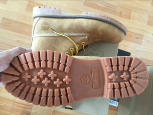 Brown Timberlands Boots size 11