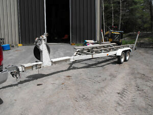 20--24' BOAT TRAILER  NEW PRICE $2600.00