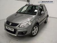 Suzuki SX4 SZ5 1.6 4WD + FSH + 1 OWNER + JUST SERVICED
