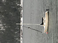 Abandoned Sail Boat - looking for Owner