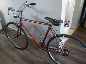 Antique 1950-1960s bicycle