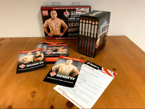 George St. Pierre Rushfit Home Workout DVD set