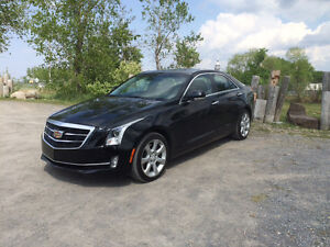 2015 CADILLAC ATS PERFORMANCE AWD 2.0 L4 TURBO