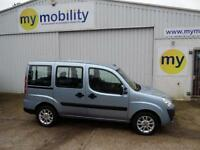 Fiat Doblo Dynamic 4 Seat Gowrings Wheelchair Disabled Access Car WAV