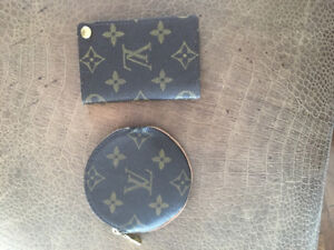 Louis Vuitton Monogram Card wallet and Coin wallet (pre-owned)