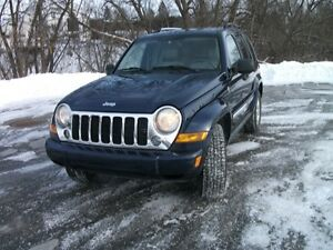 2006 Jeep Liberty limited  VUS