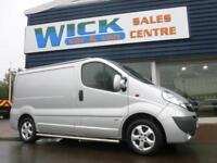 2013 Vauxhall VIVARO 2700 CDTI SPORTIVE SWB 115ps VAN Manual Medium Van