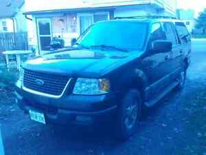 ETESTED CLEAN 2006 FORD EXPEDITION SUV