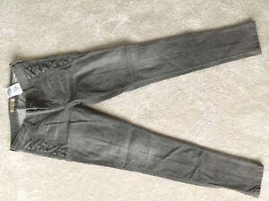 Size 27 Guess Skinny jeans Grey