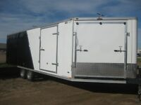 2015 Stealth Trailers Snowmobile Trailers Prowler
