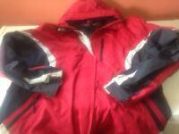 Like new wetskins ladies jacket,size xl!!