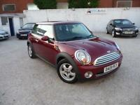 2009 Mini 1.6 Cooper (Pepper + Mini Nav), LONG MOT, FULL HISTORY, EW CD RCL