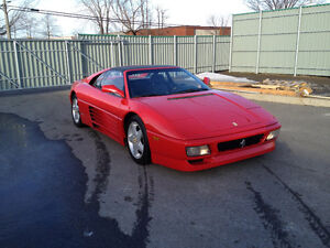 1991 Ferrari 348 Coupe (2 door)