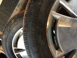 "2 19.5 / 65 15"" Summer Tires"