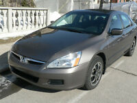 2006 Honda Accord Sedan V 6