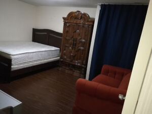 -= Large furnished room all inclusive  =-