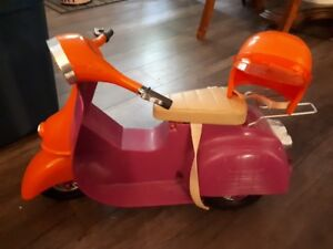 "Motorcycle for 18"" doll"