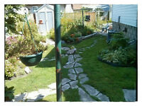 DRYSDALE Landscaping Affordable Lawn Care