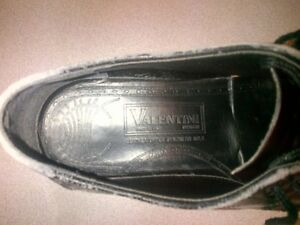 Valentini Men's Dress Shoe 10.5 (fits small) maybe 10 London Ontario image 4