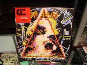 """Def Leppard """"HYSTERIA"""" On Record SEALED!!"""