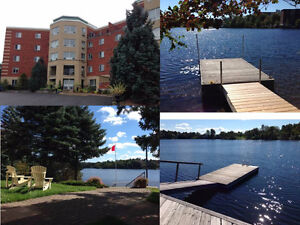 Bel Lago 2 Bedroom Lakeview Condo for Sale on Lake Nepahwin