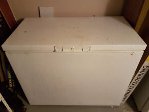 Chest Freezer Must Sell Fast