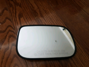 Acura TSX Mirror Glass 2004 2005 2006 2007 2008